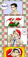 Merry Christmas by glaringstar