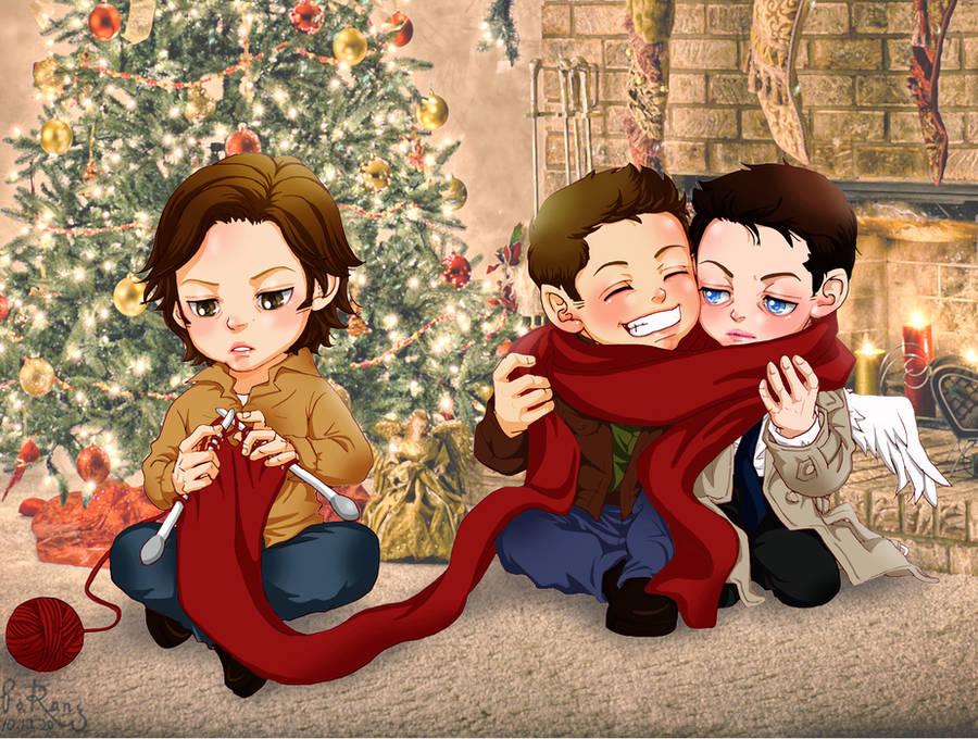Christmas2010 by glaringstar