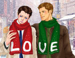 LOVE by glaringstar