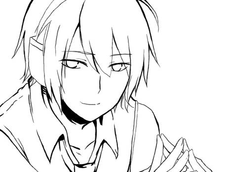 Mikuo Lineart