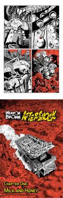 Weapon Brown: Aftershock #1
