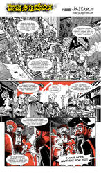 Weapon Brown: Aftershock #3