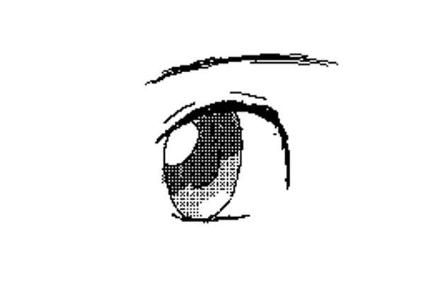 flashing eye by modernyasha on deviantart