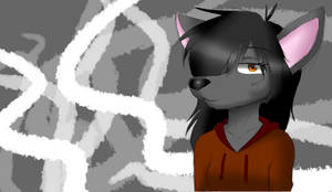 A Wolf Named Windy