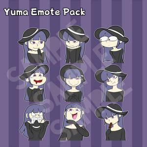 Yuma Emotes