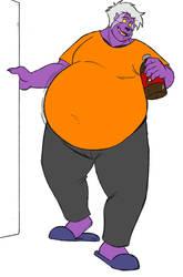 Fat Boy Pajamas by yokodoko