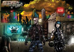 VeN promotion picture for Bloodlust Comics