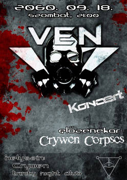 VeN promotional poster
