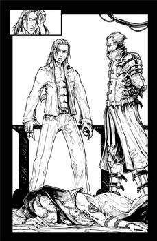 Bloodlust 3., page 4 - ink
