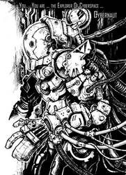 Cybernaut - inspired by V.e.N. by BloodlustComics