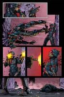 Bloodlust 4 - Seraph, page 3 by BloodlustComics