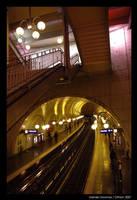 Metro station by kil1k
