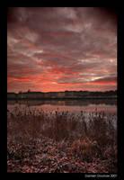 Bordeaux at dusk by kil1k
