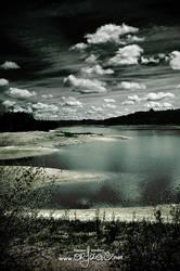 The quiet lake by kil1k