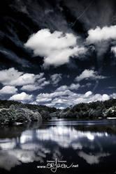 The quiet lake pt. 2 by kil1k