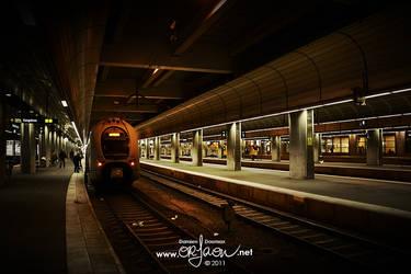 Leaving Stockholm by kil1k