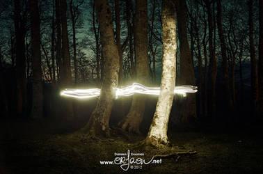 Passing light by kil1k