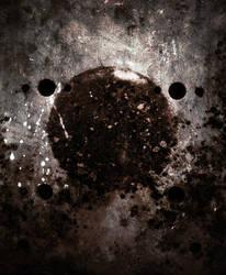 A dark moon