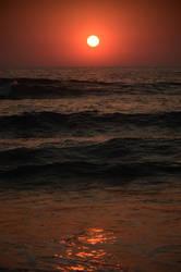 Red Sun by kil1k