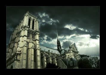 Notre Dame by kil1k