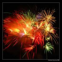 Ambares Fireworks by kil1k