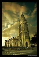 Church Of Sainte Marie by kil1k