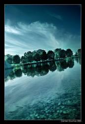 Blue worlds by kil1k