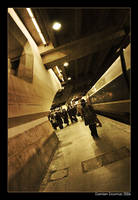 Paris Montparnasse by kil1k