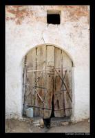 Chenini Door by kil1k