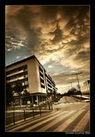 Orange storm by kil1k