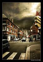 Amiens street by kil1k