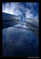 Galaxy Ladder by kil1k