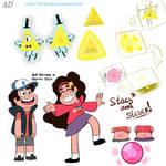 Steven Universe - new ALTERNATIVE UNIVERSE