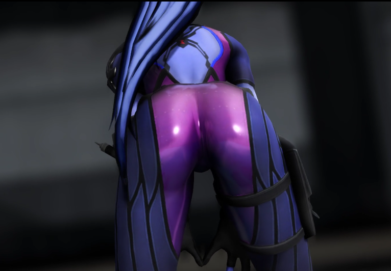 3d mmd 2b bubble butt 5
