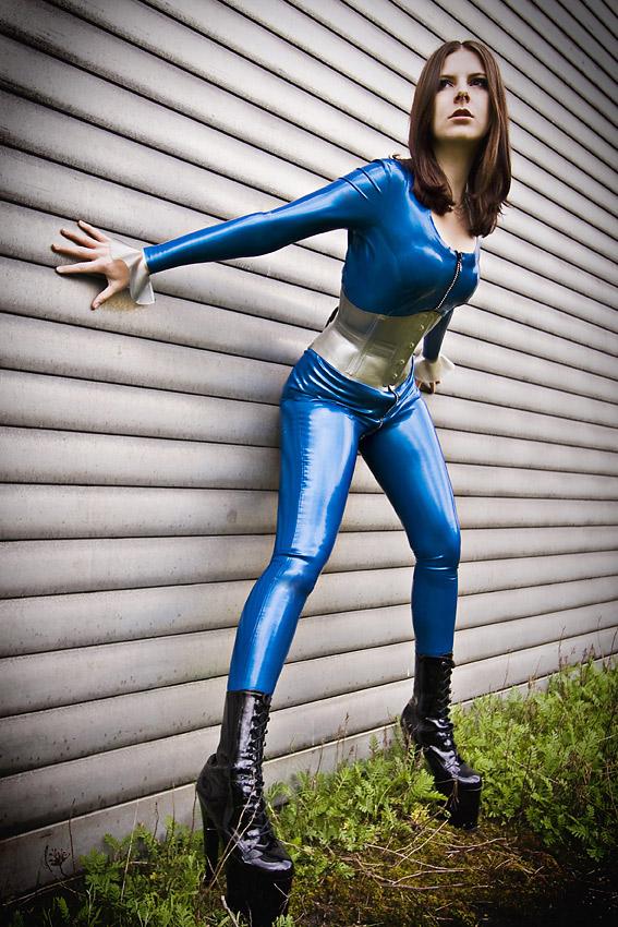 The girl next door by Misplaceddream