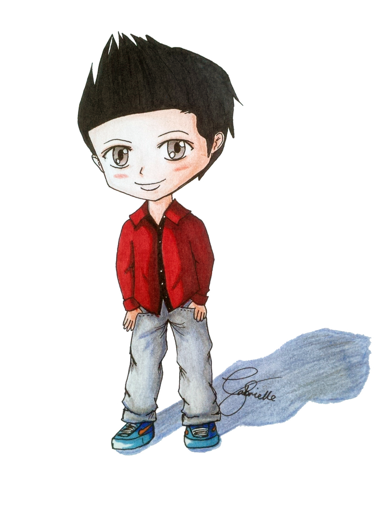 Chibi Boy By Gabbydong On Deviantart