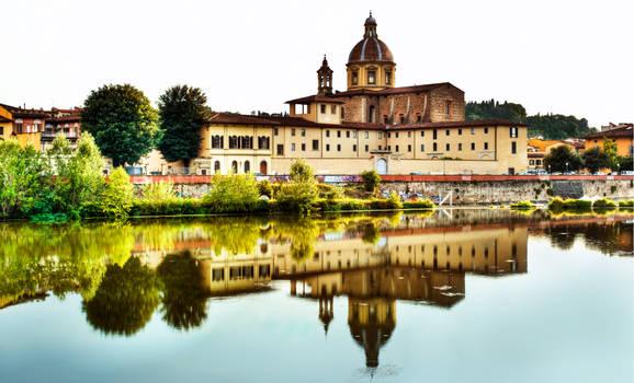Santo Spirito, Florence, Italy