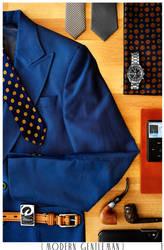 Project Series: Modern Gentleman -001-
