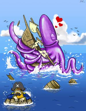 Giant Squid Love