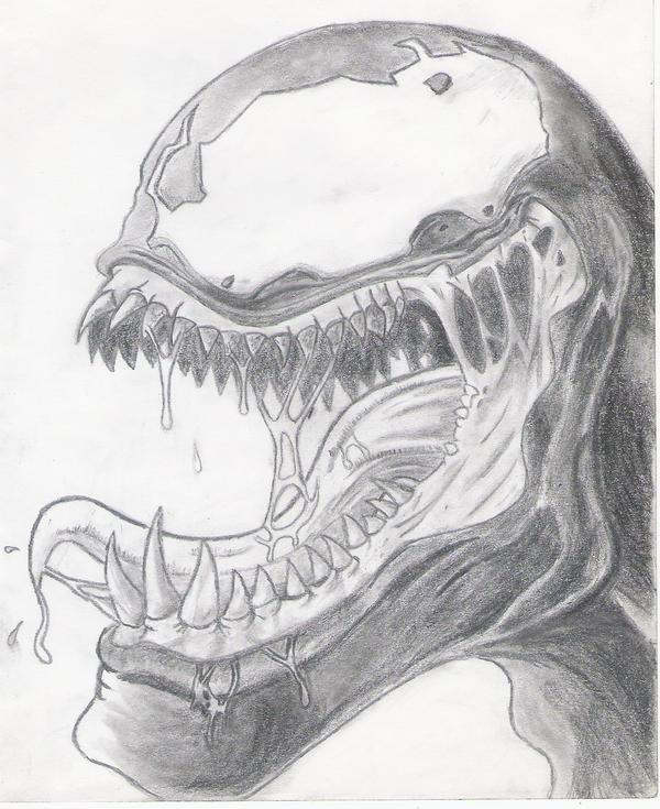 Venom by FollowTheCookie on DeviantArt