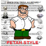 When You Troll A Libtard Petah Style