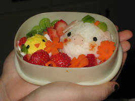 Bento by Egg-Yolkeo