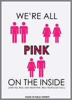 Think Pink by UntamedUnwanted