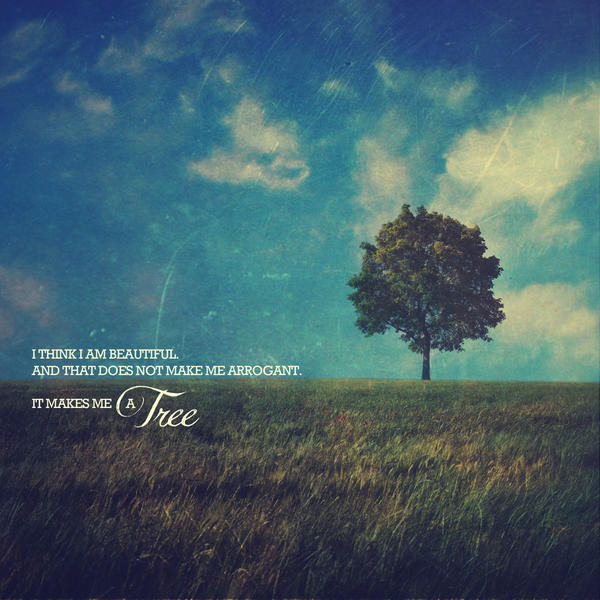 The Tree by UntamedUnwanted