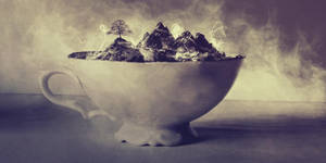 A Landscape in a teacup