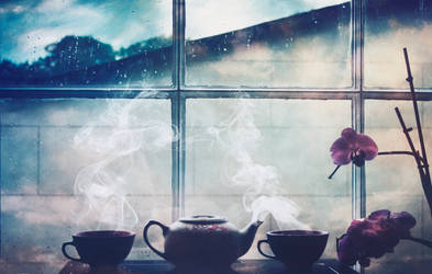 Jasmine Tea by UntamedUnwanted