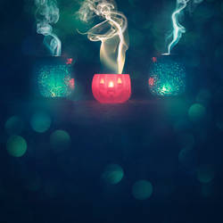 Happy Halloween! by UntamedUnwanted