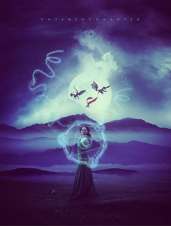 The Sorceress is Coming by UntamedUnwanted