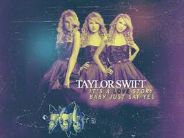 Taylor Swift Love Story by HattyHatori