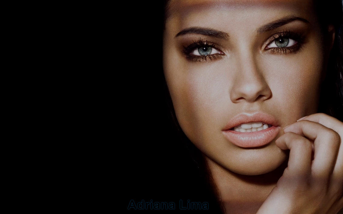 Adriana lima wallpaper hd by balhirath on deviantart adriana lima wallpaper hd by balhirath voltagebd Images